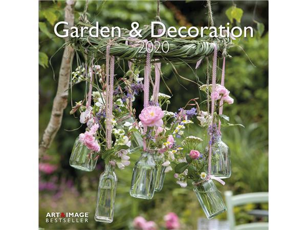 Achat Calendrier 2020.En Ligne Calendrier 2020 Teneues Garden Decoration A I