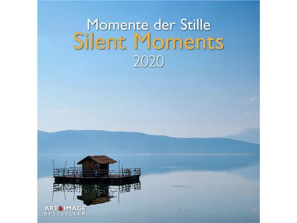 Achat Calendrier 2020.En Ligne Calendrier 2020 Teneues Silent Moments A I 30x30cm