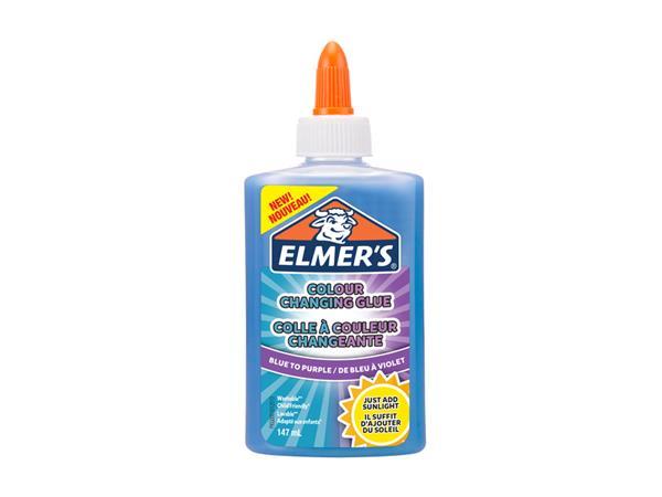 elmer's farbwechsel knutsellijm blau-lila 147 ml