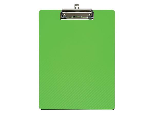 Klembord MAUL Flexx A4 staand lichtgroen