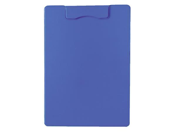 Klembord magnetisch A4 staand blauw