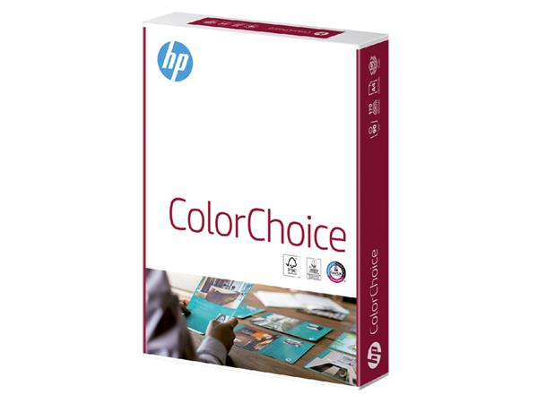 Kleurenlaserpapier+HP+Color+Choice+A4+100gr+wit+500vel