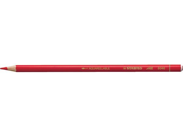 Potlood STABILO All 8040 rood