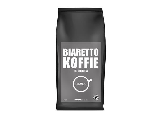 Koffie Biaretto fresh brew automatenkoffie regular 1000gr