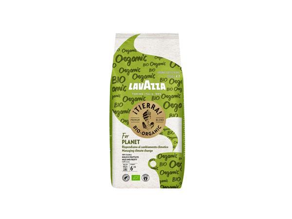 Koffie Lavazza bonen Tierra Organic Bio 1000gr