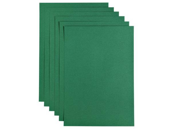 Kopieerpapier Papicolor A4 200gr 6vel dennengroen