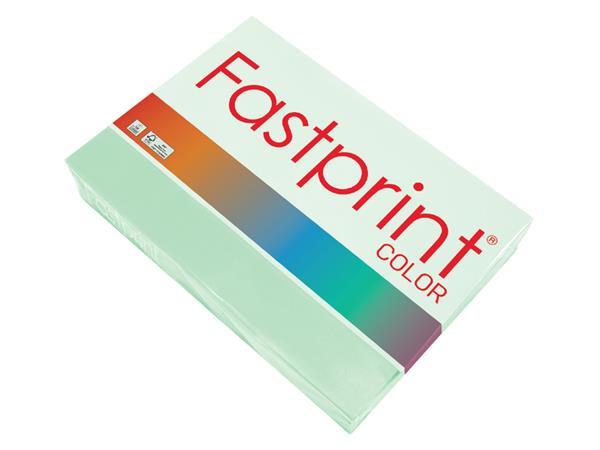 Kopieerpapier+Fastprint+A4+160gr+appelgroen+250vel
