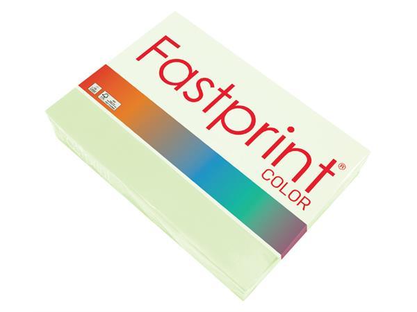Kopieerpapier+Fastprint+A4+80gr+lichtgroen+500vel