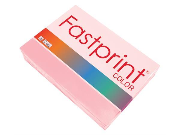 Kopieerpapier+Fastprint+A4+80gr+roze+500vel