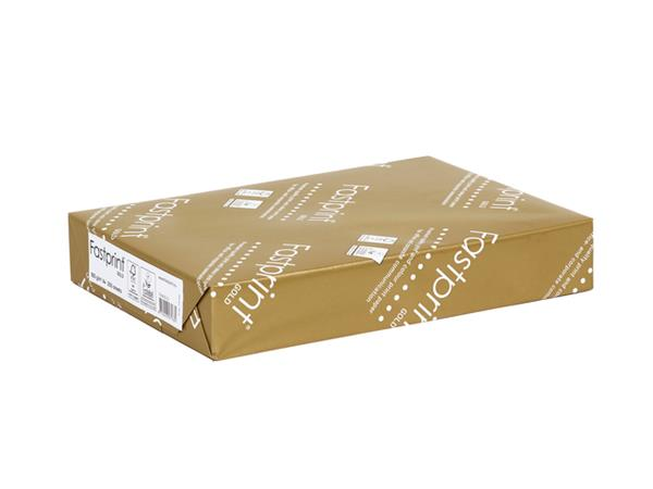 Kopieerpapier+Fastprint+Gold+A4+200gr+wit+250vel