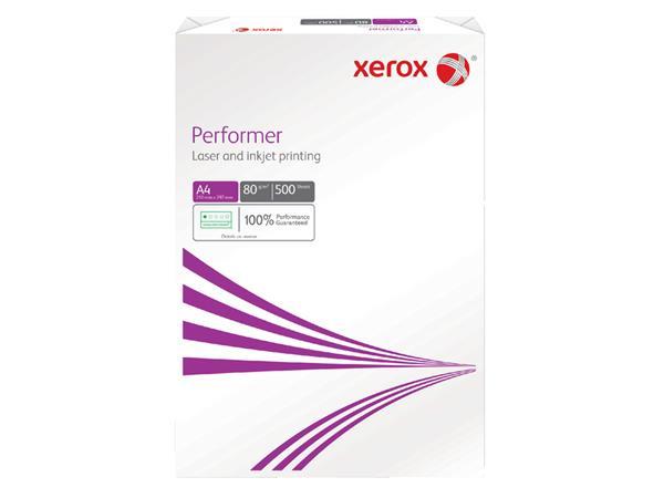 Kopieerpapier Xerox Performer A4 80gr wit 500vel