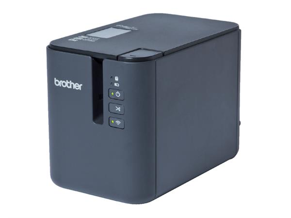 Labelprinter+Brother+P-touch+P900W