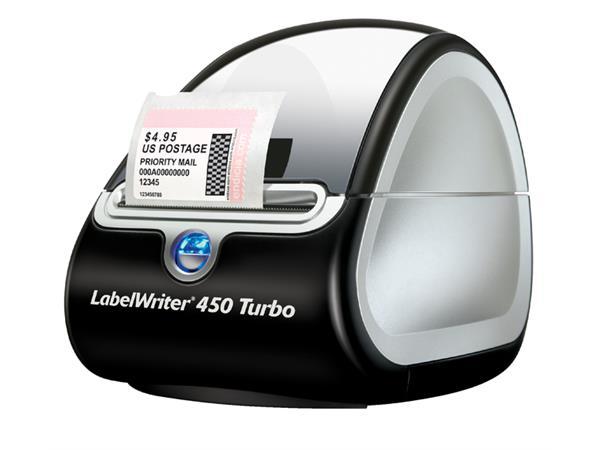 LABELWRITER+DYMO+LW450+TURBO