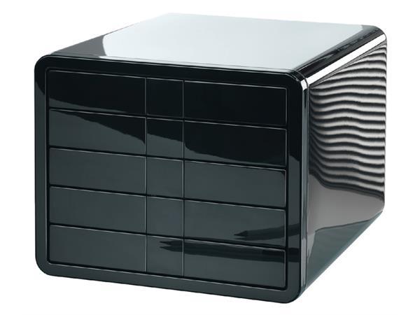 Ladenbox Han 1551 iBox 5 laden zwart