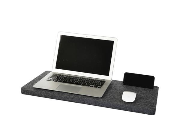 Laptoponderzetter+Jalema+Skote+zwart