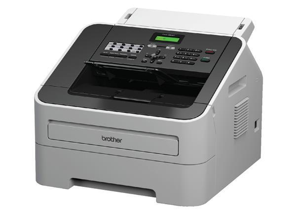 Laserfaxen