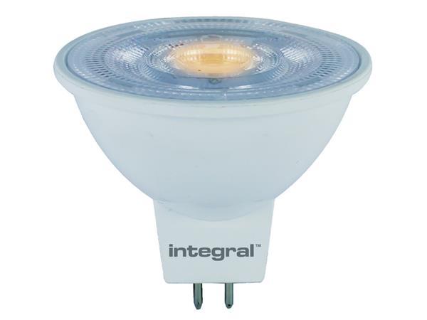 LEDLAMP INTEGRAL MR16 4.6W 2700K DIMBAAR WARM WIT