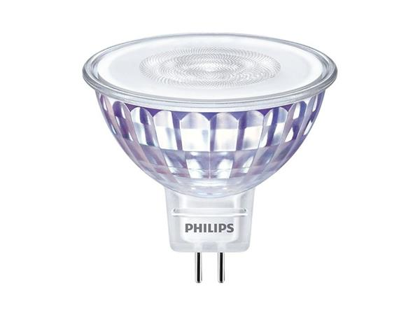 LEDLAMP PHILIPS SPOT GU5.3 5.5-35W 827 MR16 36D