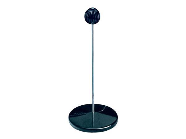 Liaspen MAUL 32019-90 zwart met beschermknop