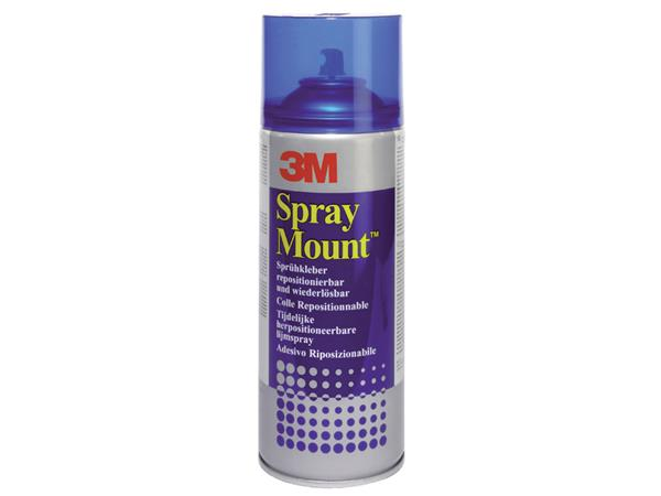 LIJM 3M SPRAYMOUNT SPRAY 400ML