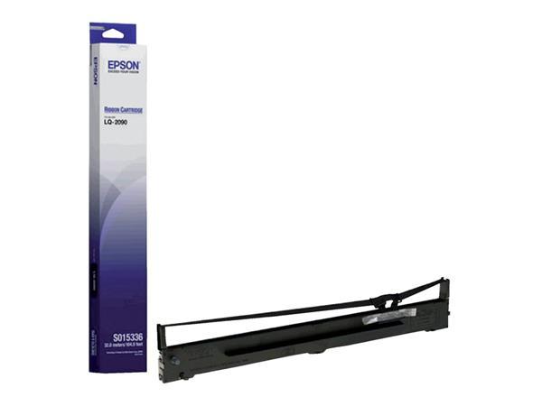 Lint Epson SO15336 voor LQ-2090 nylon zwart