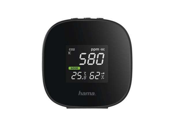 Luchtkwaliteitsmeter+Hama+Safe