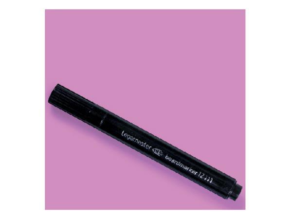 Magic-chart notes Legamaster 10x10 cm roze