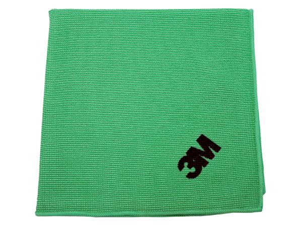 MICROVEZELDOEK 3M SCOTCH BRITE ESSENTIAL 2012 GROEN