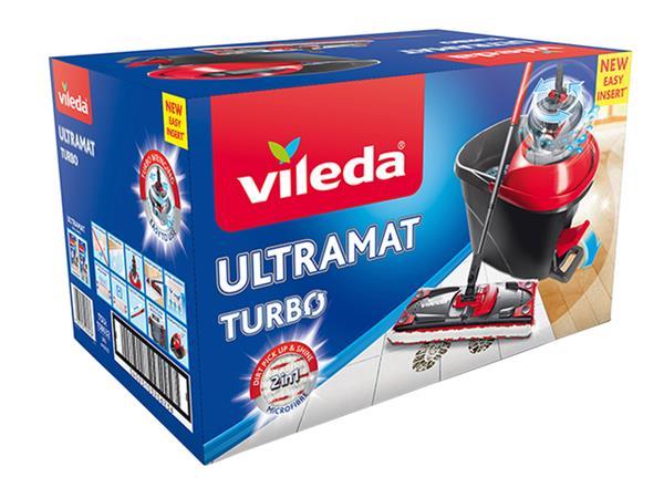 Mopset VILEDA UltraMat Turbo Set