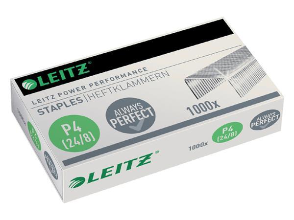 Nieten Leitz P4 24/8 verzinkt 1000stuks