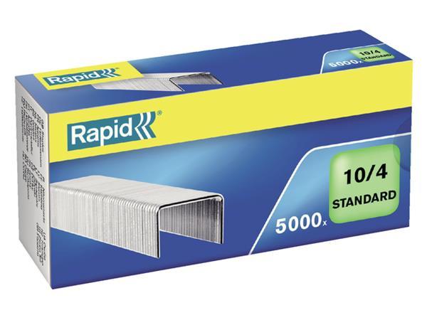 Nieten Rapid nr.10 gegalvaniseerd standaard 5000 stuks