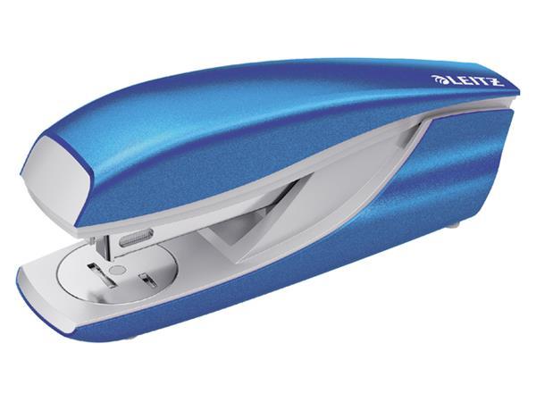 Nietmachine Leitz WOW NeXXt 30vel 24/6 blauw