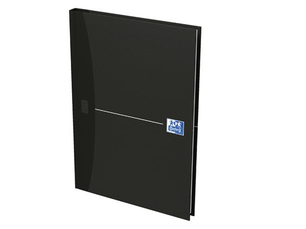 Notitieboek Oxford Smart Black A5 96vel gelinieerd