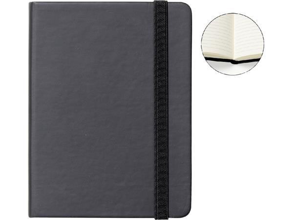Notitieboek Quantore A6 zwart