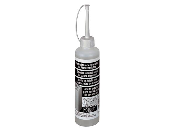 Olie voor papiervernietiger HSM 250ml
