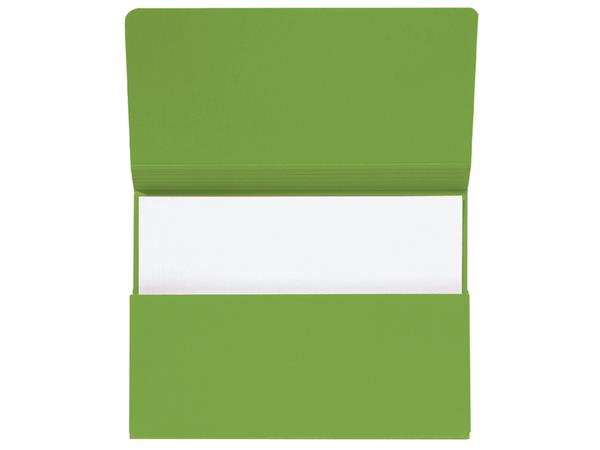 Pocketmap Jalema Secolor folio groen