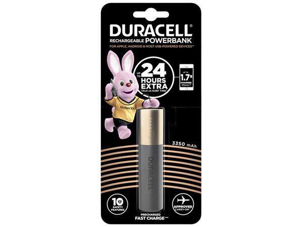 Powerbank Duracell 3350mAh