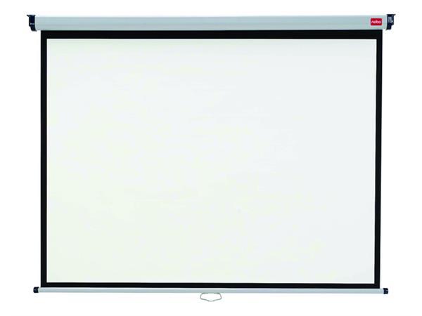 Projectiescherm Nobo wand 150x113.8cm