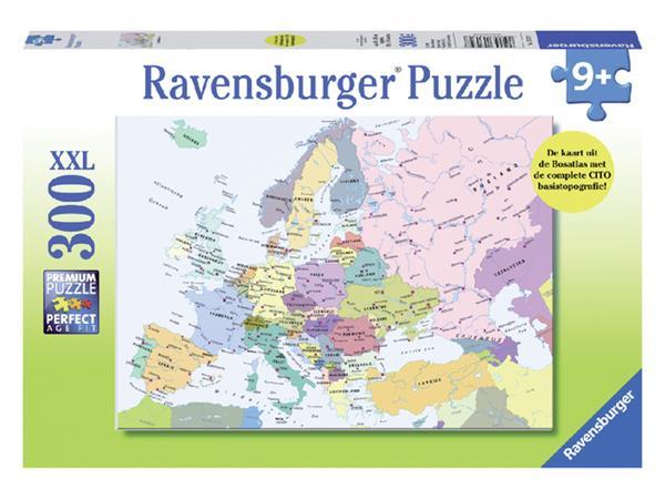 Online Puzzel Van Europa Kaart Cito Kopen Bestellen