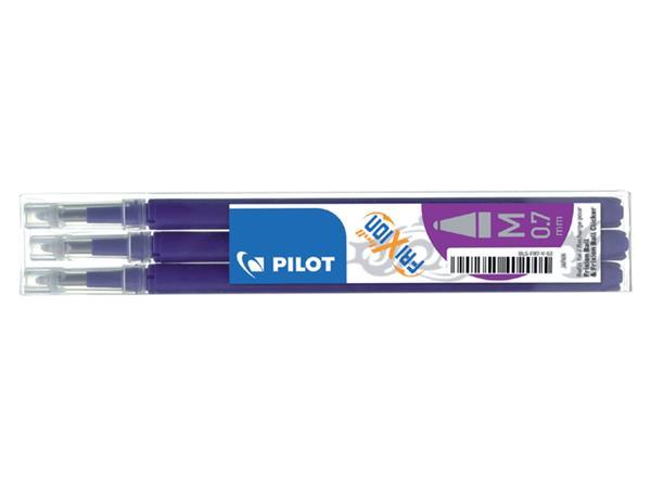 Rollerpenvulling PILOT Frixion violet 0.35mm