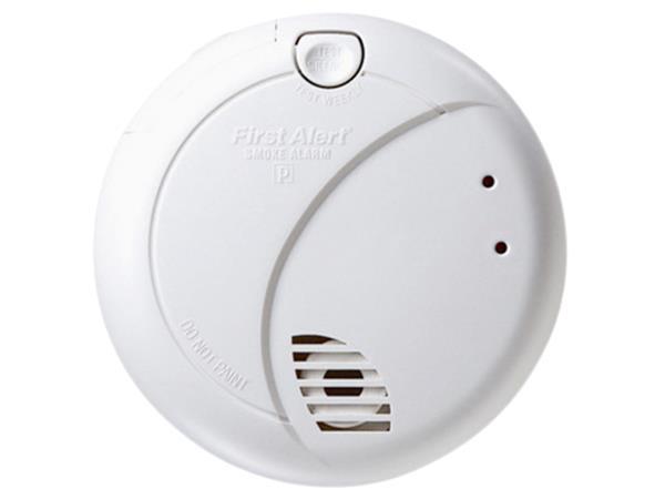 Rookmelder optisch First Alert 230V