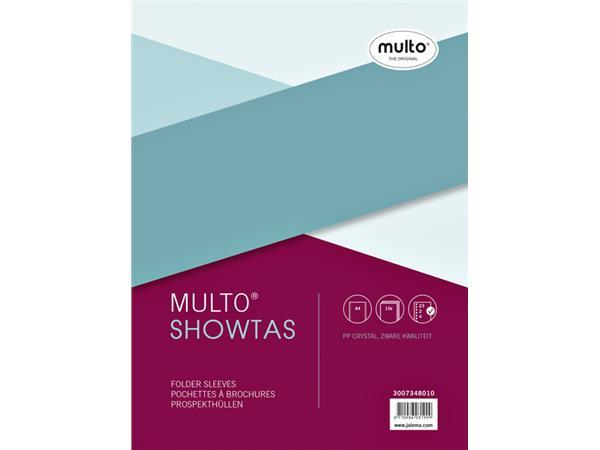 SHOWTAS MULTO A4 23R PP 0.14MM GLAD