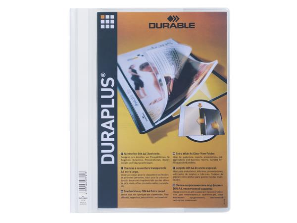 Snelhechter Durable Duraplus 2579 wit