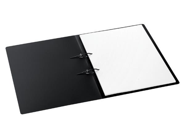 Snelhechter Stripbinder Avanti A4 2 strips zwart