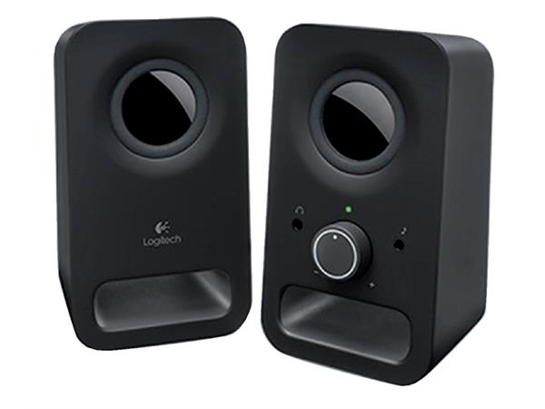 SPEAKERSET+LOGITECH+Z150+6W+ZWART