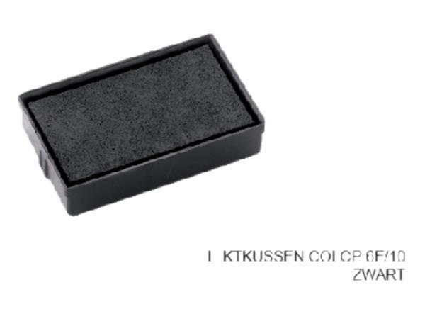 INKTKUSSEN COLOP 6E/10 ZWART