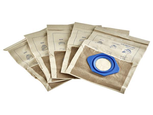Stofzuigerzak Nilfisk GM80-90 papier 5 stuks
