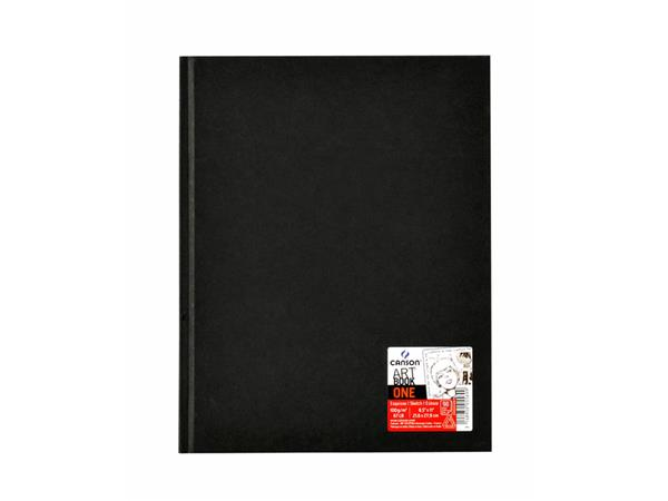 Tekenboek Canson Art Dummy 216x279mm 100gr 98vel