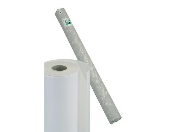 Tekenpapier Schoellershammer 91cmx20m 80-85gr transparant