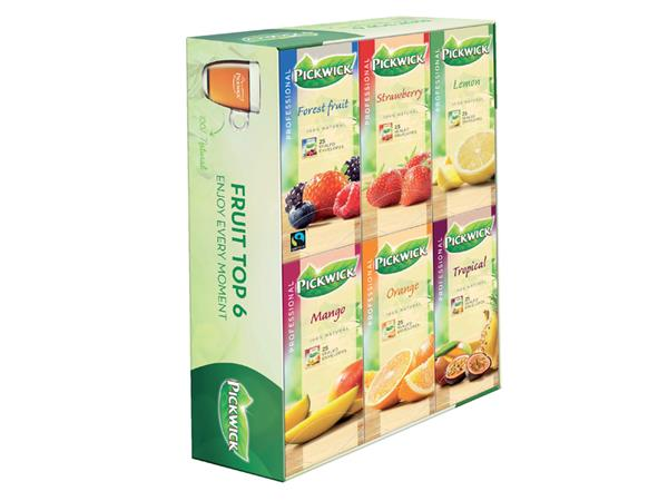 THEE PICKWICK PROFESSIONAL FRUIT TOP6 6X25X2GR